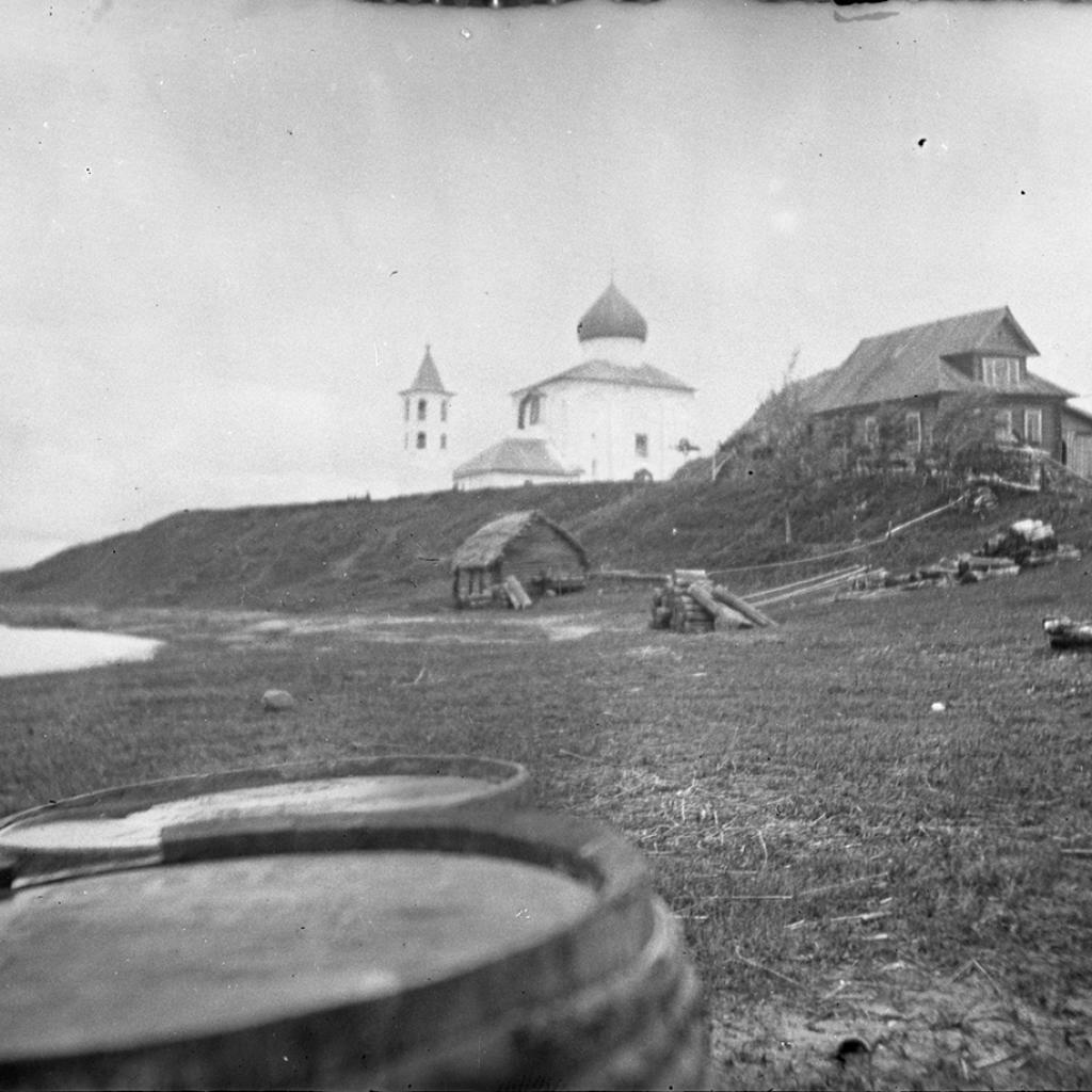 Церковь Спаса на Нередице. 1892