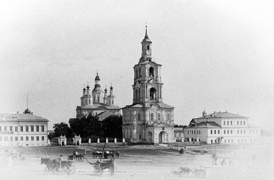 Кафедральный Свято-Троицкий собор 1890-е