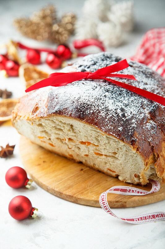 Ульмский хлеб (Ulmer Brot) к Сочельнику.