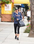 Celebrity Sightings In Los Angeles - January 31, 2014