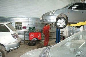 Организация ремонтной автомастерской — СТО