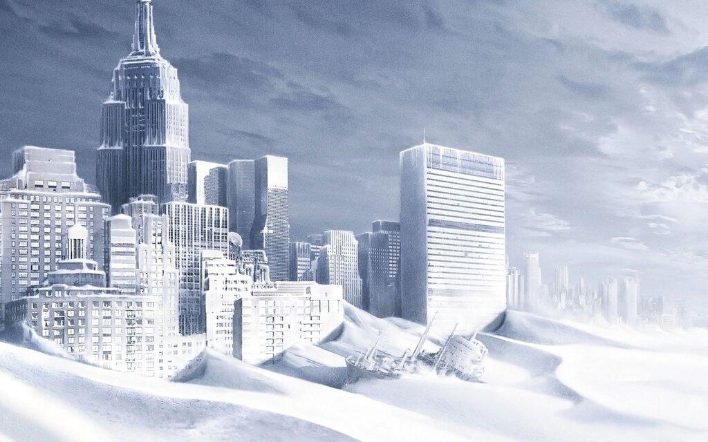 Когда Земля замерзнет