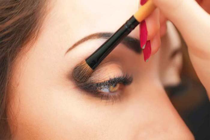все для макияжа глаз