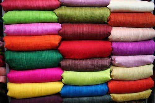Как безопасно и качественно изменить цвет ткани?
