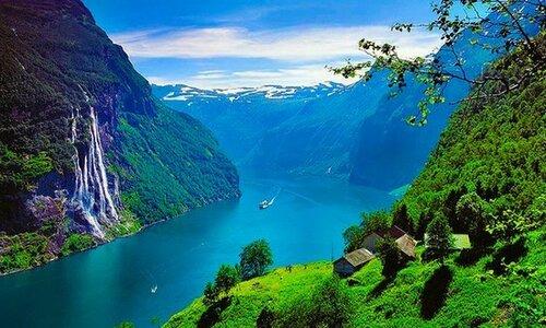 Невероятная Скандинавия для тех, кто предпочитает прохладу