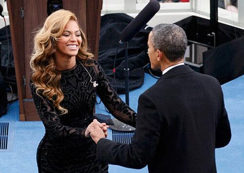Журналисты приписали Бараку Обаме отношения с Бейонсе
