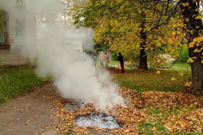 «Дымы… Дымы… Дымы…»