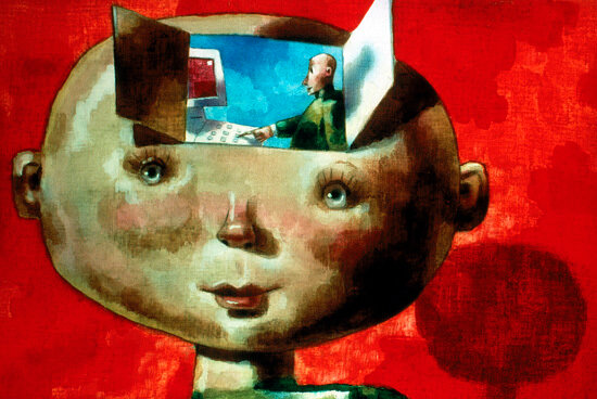 [Текстовая колонка] Без свидетелей. Новая скрытность как возможная основа для Web 3.0 © Prime Russian Magazine