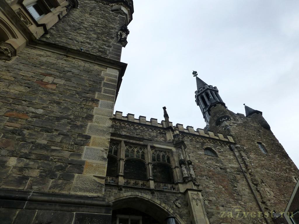 Ахен собор