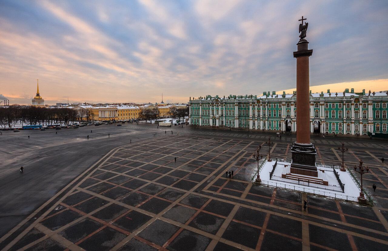 дворцовая площадь зимний дворец открытка упаковка, точное соответствие