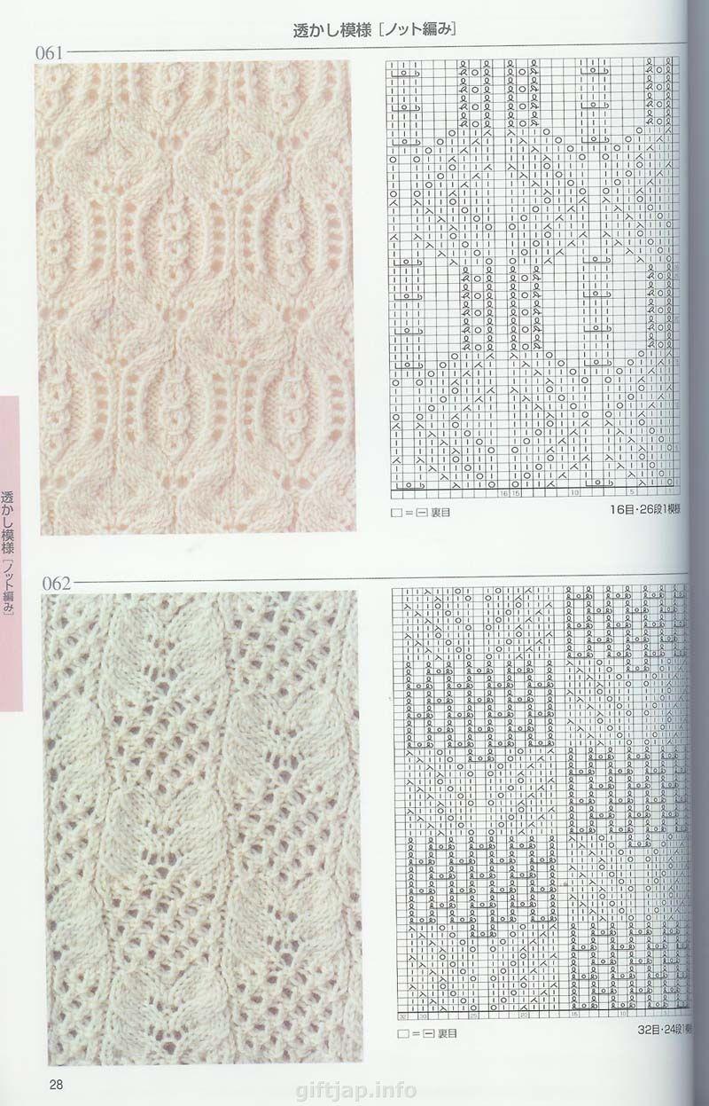 Узоры для вязания спицами гусиные лапки схема
