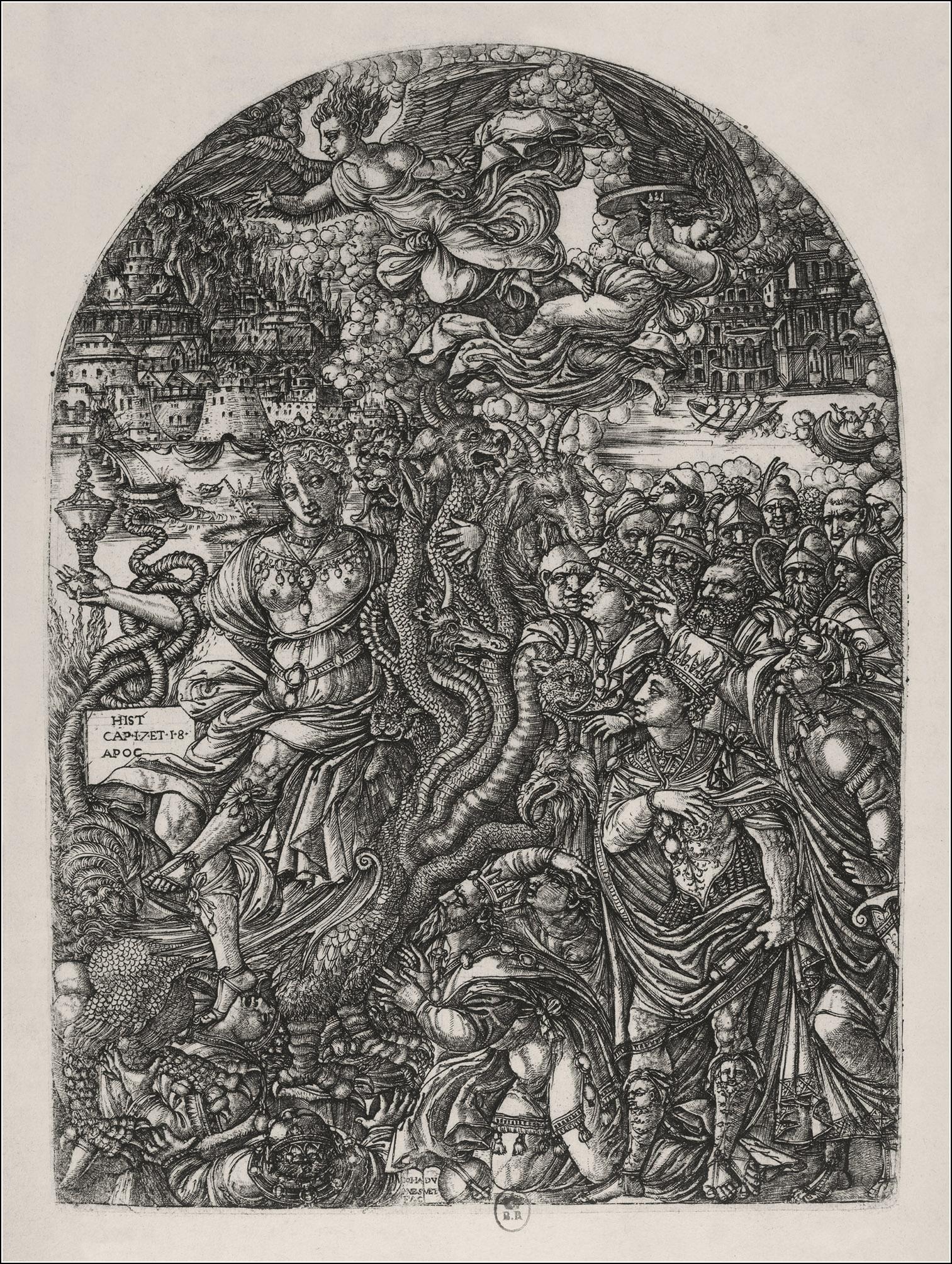 Jean Duvet, Lapocalypse figuree