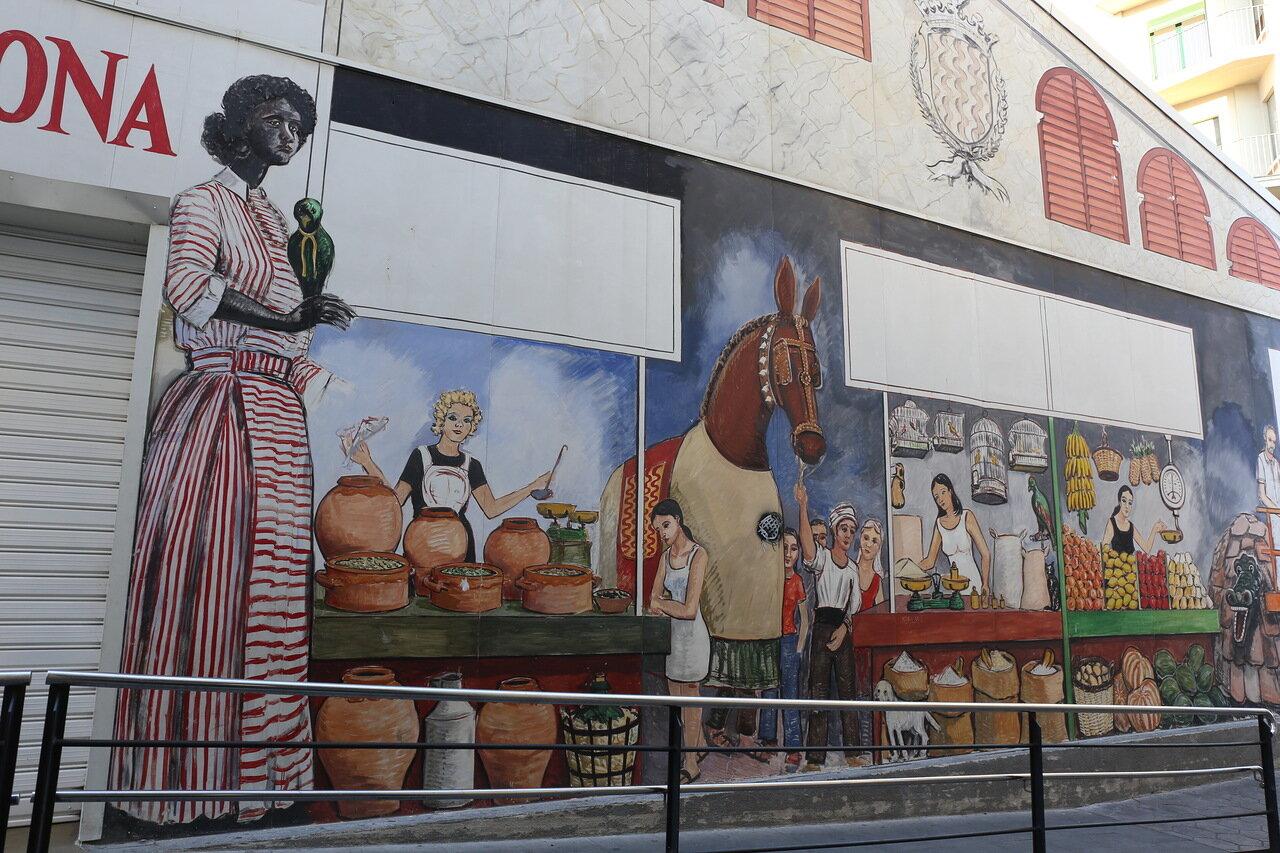 Таррагона. Центральный рынок