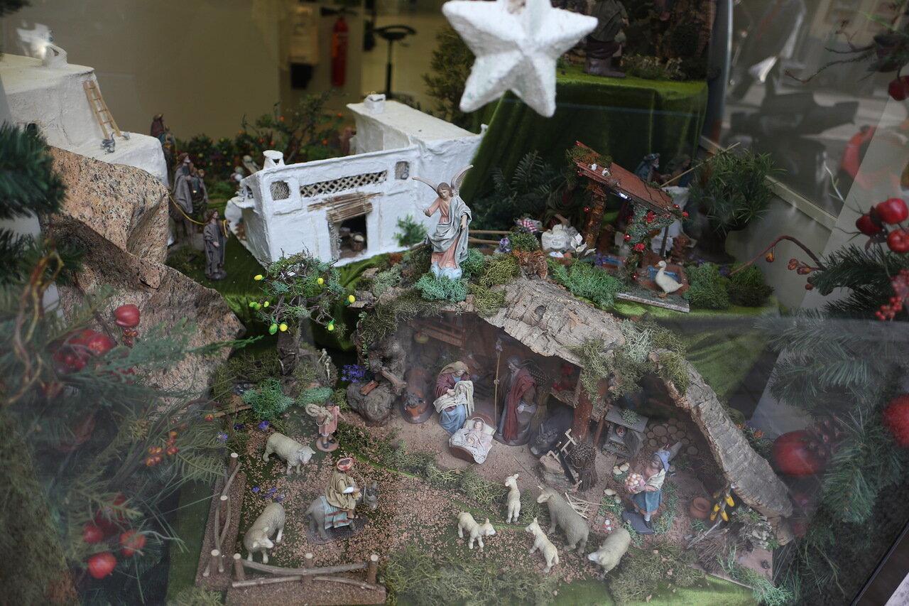 Реус. Рождественский Вифлием