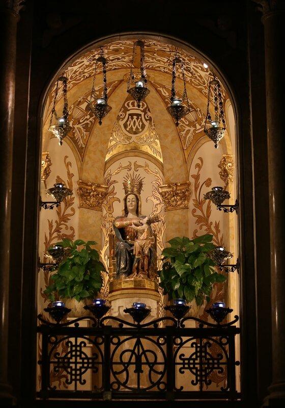 Таррагона Кафедральный собор. Часовня Святой Феклы. Santa Tecla la Antigua. Cathedral. Tarragona