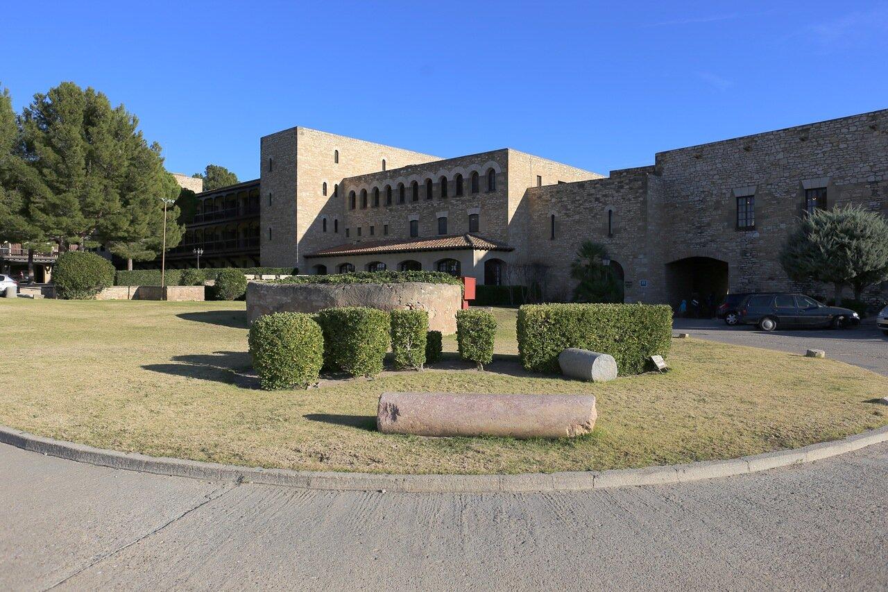 Тортоса. Замок де ла Суда. Tortosa. Castell de la Suda