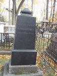 Могила Петра Грибоедова