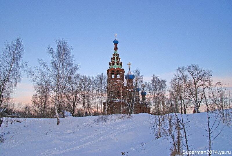 Храм Покрова Пресвятой Богородицы в Черкизово
