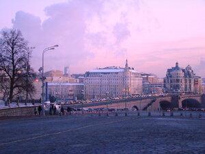 Вечерняя Москва...