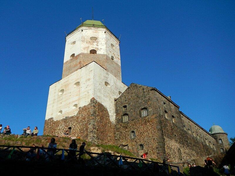 Башная Олава в Выборгском замке - фестиваль «Майское дерево 2014»