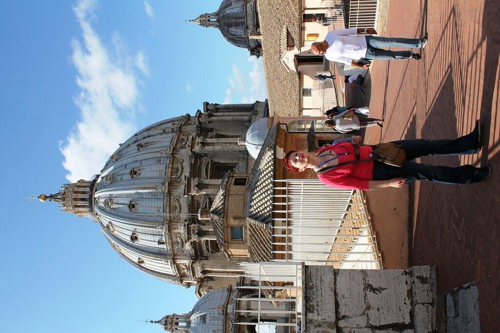 Рим. Собор Святого Петра