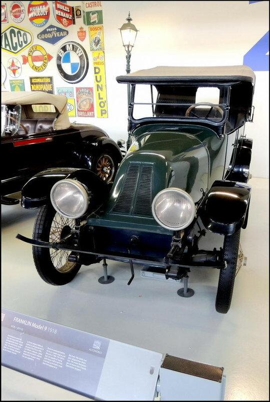 Autoworld 8007 Franklin Model 9 1918