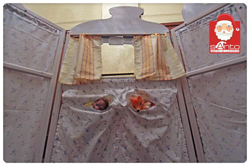 Как сделать ширму для детского кукольного театра 737
