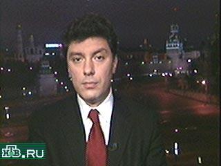 2001204_22-15-Борис Немцов считает, что президент совершил крупномасштабную ошибку