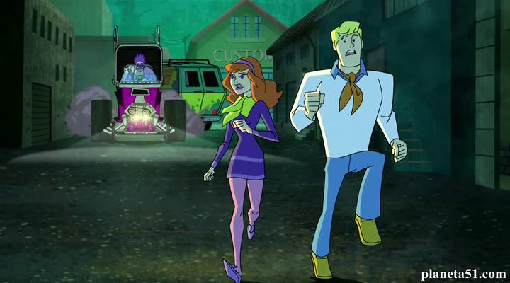 смотреть скуби ду мистическая корпорация мультфильм