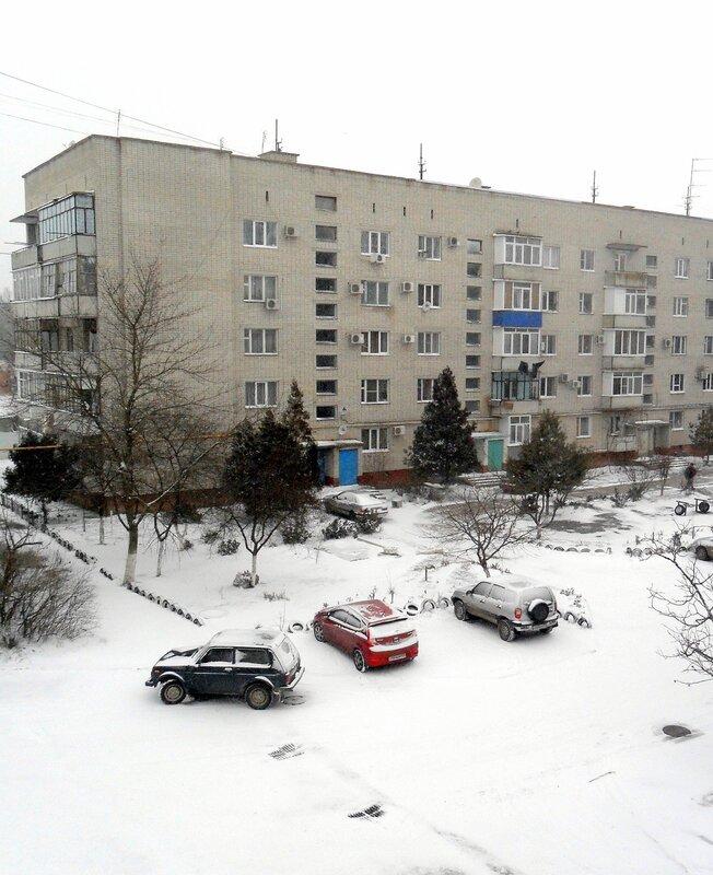 Капризы погоды, контрасты января