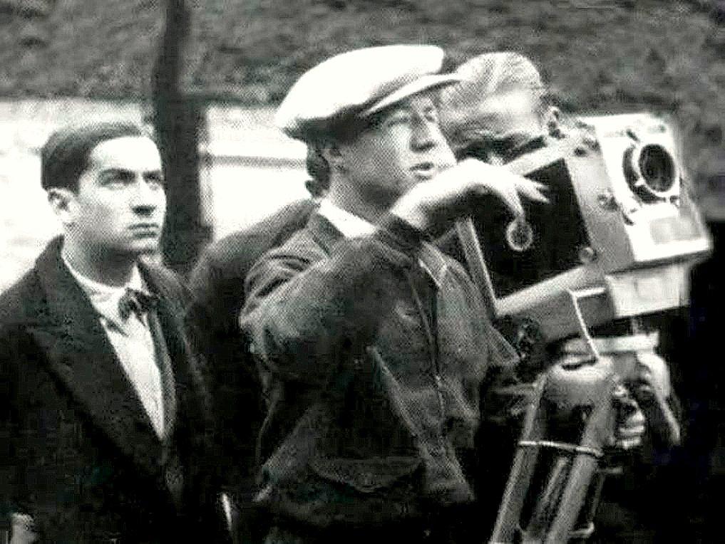 Луи де Фюнес. В начале карьеры кинематографической.jpg