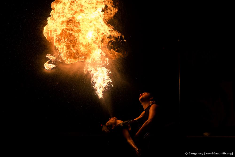 Фестиваль Огни Осени / 2015