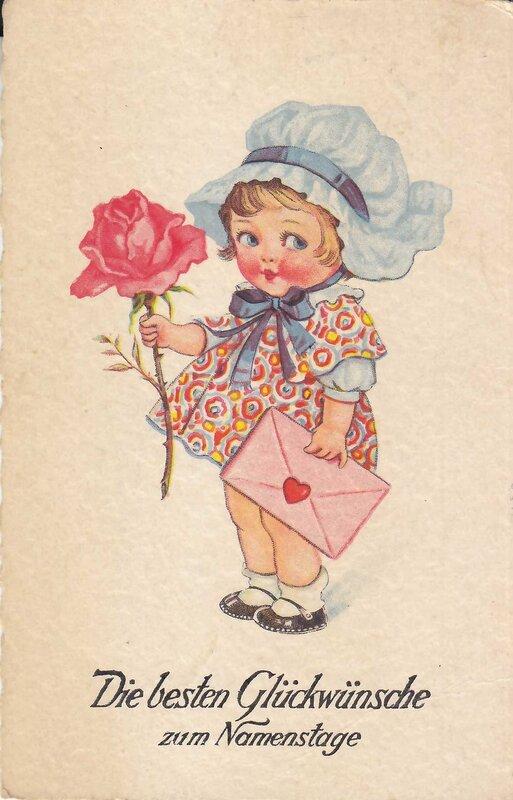Старинные открытки авторы