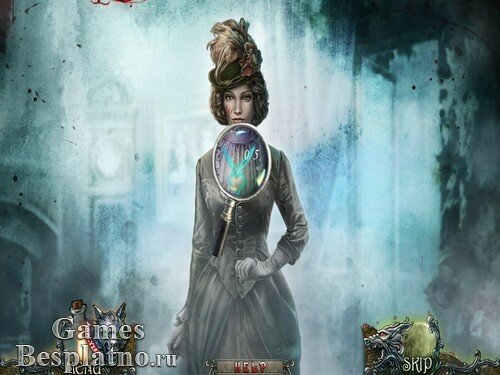 Shadow Wolf Mysteries 4: Under the Crimson Moon. Collector's Edition