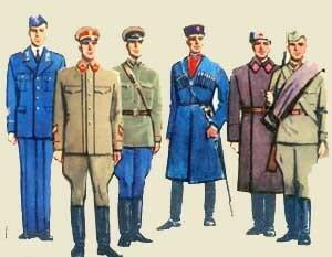 РККА в 1940 году