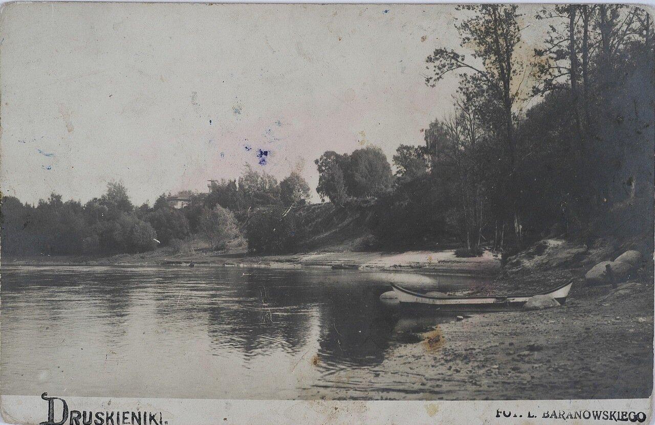 Берег Немана. 1912