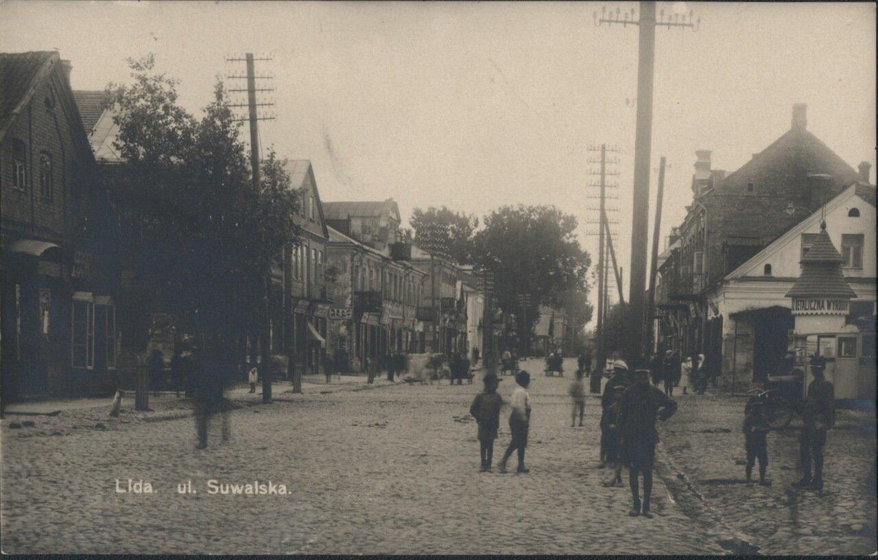 Сувальская улица