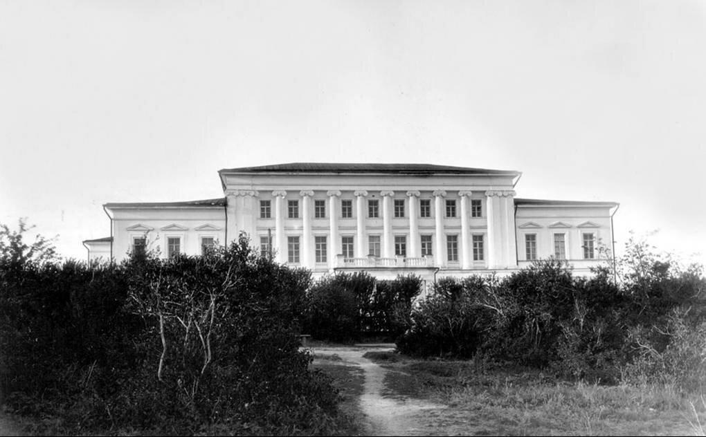 Здание Дворянского собрания. 1901