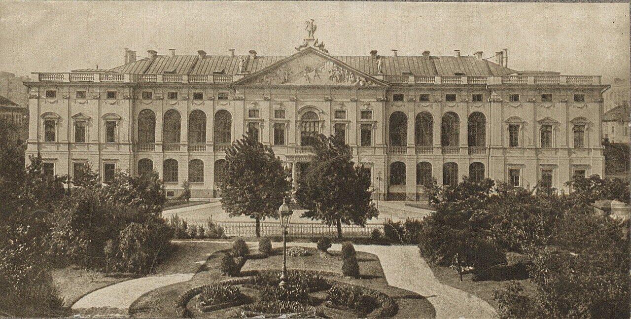 Варшава. Дворец Красинских
