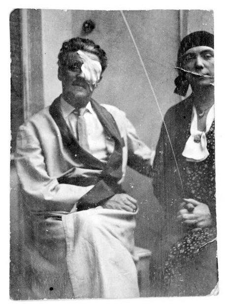 James Joyce & Nora Barnacle