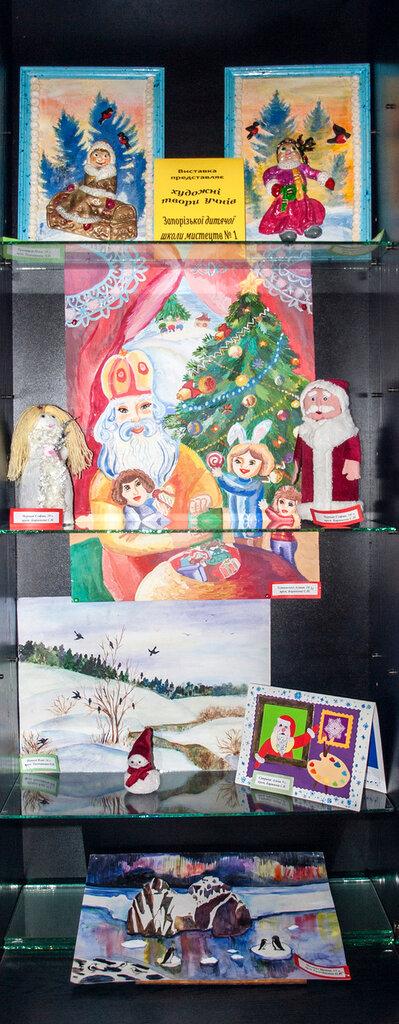Запорожцы смогут взглянуть на детские «Новогодние фантазии», фото-1