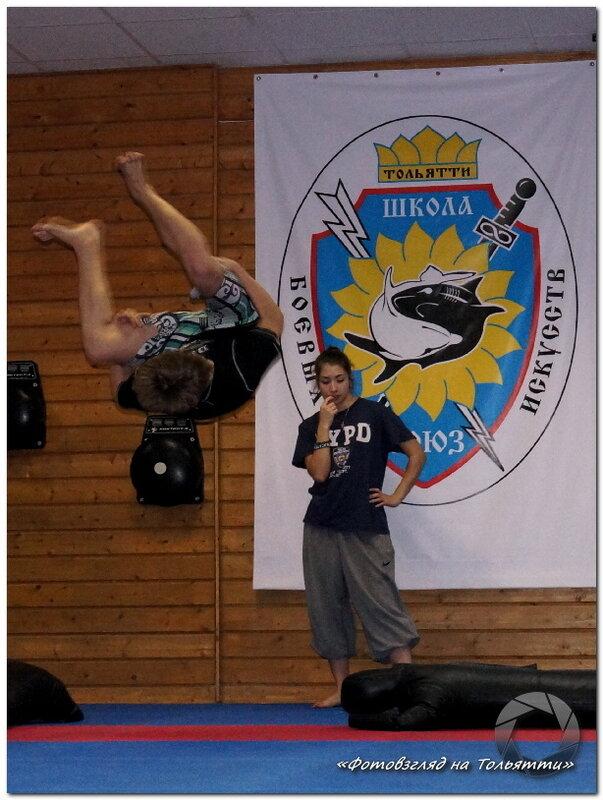 «Союз» Contest 2013 – VioCube. Паркур в Тольятти