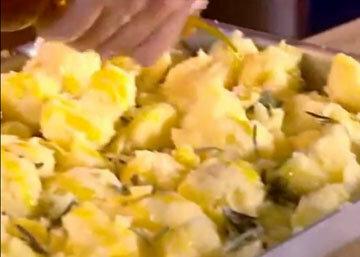 Картофель как гарнир