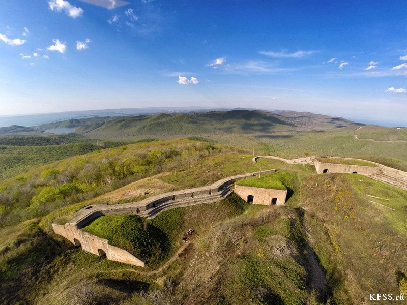 Форт №4 Владивостокской крепости