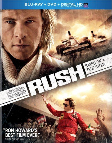 Гонка / Rush (2013) BDRip 1080p + 720p + HDRip