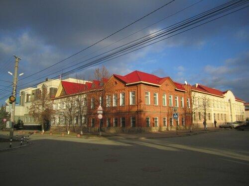 улица Елькина 15