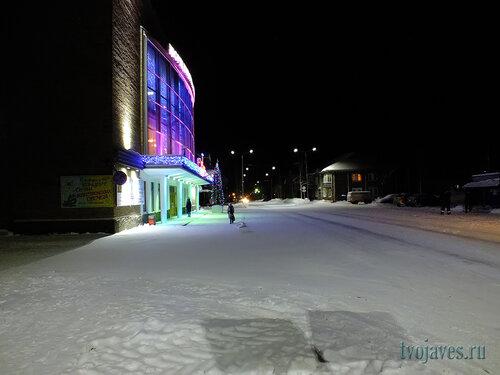 Фото города Инта №6338  Кирова 14 и 5 24.12.2013_16:14