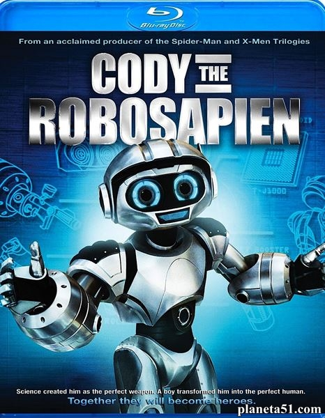 Робосапиен: Перезагрузка / Robosapien: Rebooted (2013/BDRip/HDRip)