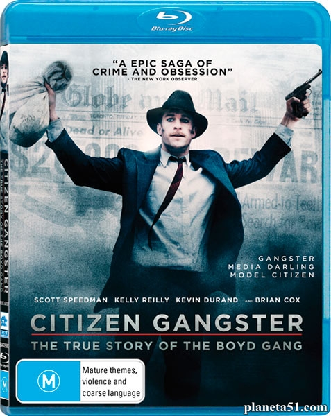 Гражданин гангстер / Edwin Boyd / Citizen Gangster (2011/BDRip/HDRip)