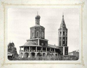 Северо-восточный фасад Троицкого собора
